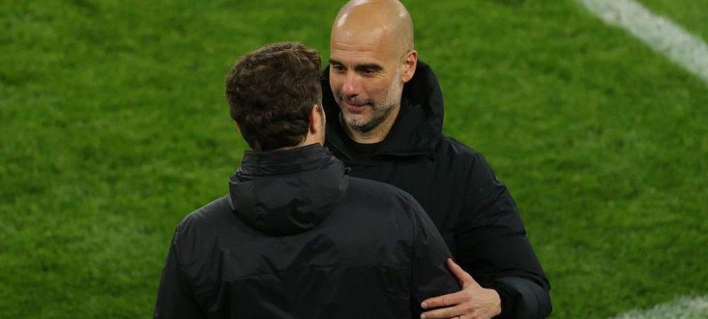 Guardiola, calificat in semifinalele Champions League pentru prima data dupa 5 ani de asteptare! Antrenorul spaniol a facut un pas important spre marele vis al seicilor