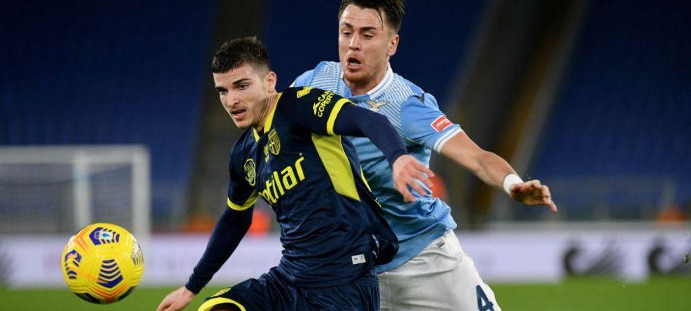 Presa din Italia a facut anuntul: ce se intampla cu Mihaila dupa accidentarea suferita! Decizia luata de D'Aversa in cazul lui Man pentru meciul cu Cagliari