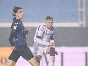 Louis Munteanu face senzatie la Fiorentina si a calificat-o in finala Cupei Italiei la tineret! Cifrele impresionante ale romanului in acest sezon