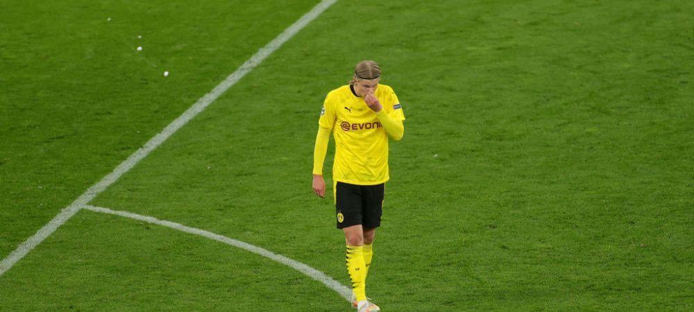 """""""Stiu unde va juca Haaland din sezonul urmator!"""" Seful lui Dortmund arunca bomba si vorbeste despre viitorul atacantului"""