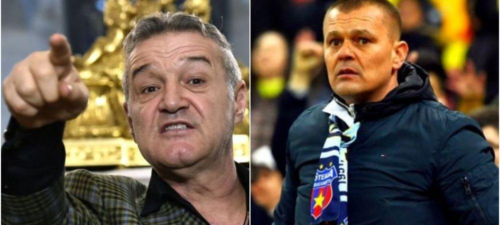 Mustata, raspuns pentru Becali dupa ce patronul a anuntat strategia FCSB-ului pentru meciul cu CFR Cluj! Ce a spus liderul galeriei