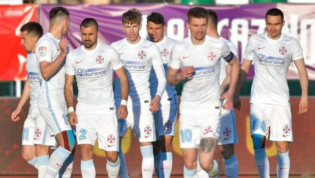 Surprize pregatite de Petrea pentru Supercupa cu CFR! Antrenorul FCSB-ului nu a titularizat niciun fundas central de meserie! Pantiru, Simion, Vina si Oaida, in primul 11!