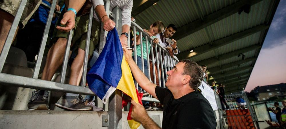 """Gica Hagi sustine noul proiect al FRF: """"Avem nevoie de educatie profesionala!"""" Ce a declarat legendarul fotbalist"""