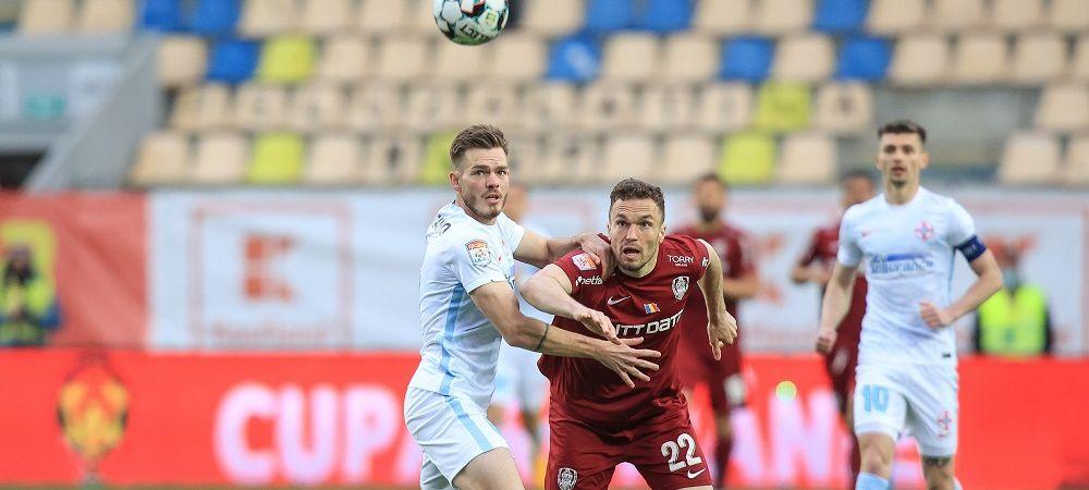 Control anti-doping la finalul meciului din Supercupa Romaniei! Cati jucatori vor fi testati