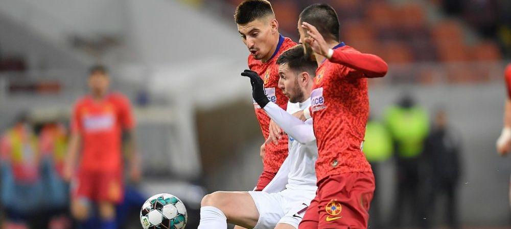 """CFR voia sa-si ia revansa in fata FCSB-ului! """"Trebuia sa castigam cu 3-0!"""" Ce a declarat Paun dupa Supercupa Romaniei"""