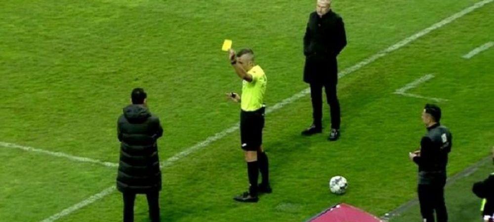 """""""Ce urli, ma, atat?!"""" Imaginile care nu s-au vazut in Supercupa Romaniei! Ce si-au spus antrenorii de la FCSB si CFR Cluj"""