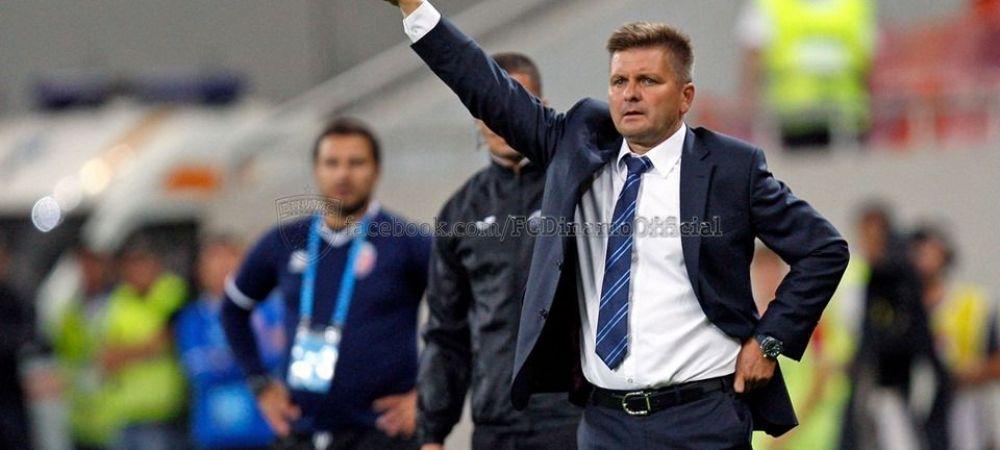 Dusan Uhrin, la mare cautare in Liga 1! Dinamo s-a luptat cu o rivala din playout pentru semnatura antrenorului