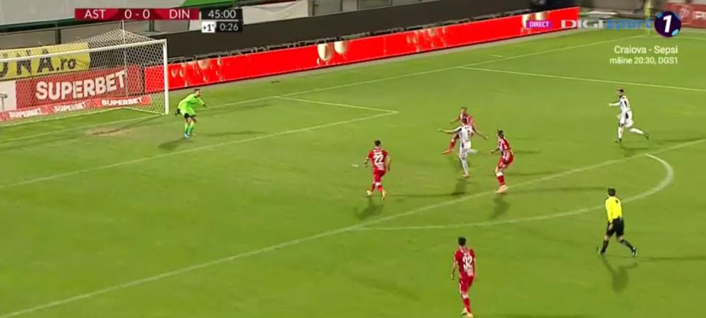 Astra 0-0 Dinamo | Alb-rosii raman fara victorie in ultimele 11 meciuri in Liga 1! Astra, neinvinsa de 9 etape! Cum arata clasamentul momentului in playout