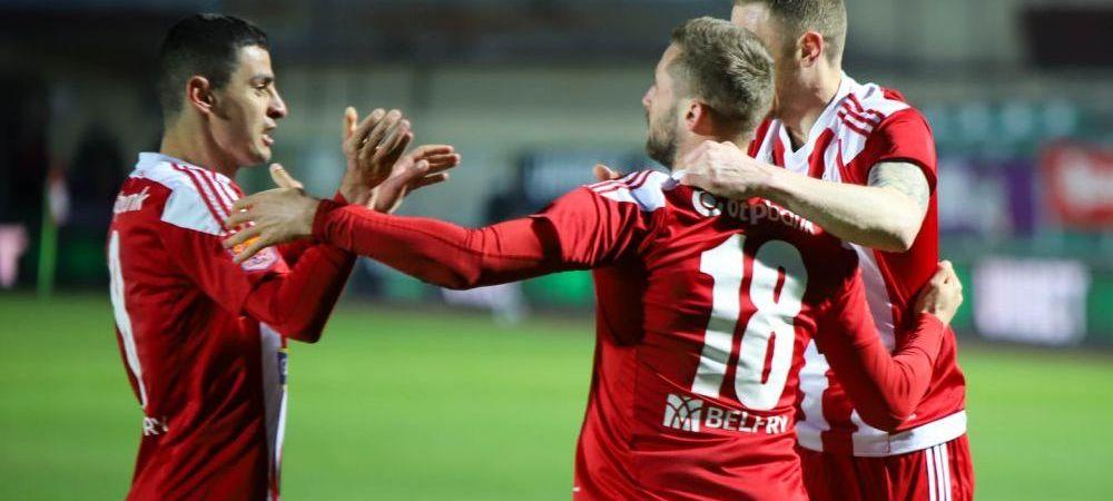 Mutare de ultima ora in playoff-ul Ligii 1! Sepsi a cedat unul dintre cei mai importanti fotbalisti in Africa de Sud pentru 700.000 de euro!
