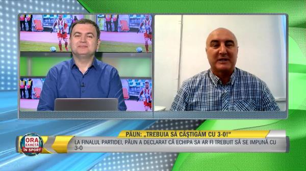 """EXCLUSIV   Ironii la adresa lui Becali dupa infrangerea din Supercupa: """"Au facut repetitie pentru meciul de baraj cu CSA Steaua!"""""""