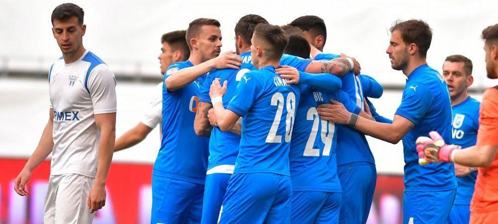 Craiova ii prelungeste contractul fotbalistului care l-a impresionat pe Rotaru in meciul cu FCSB! Cat va castiga lunar fundasul