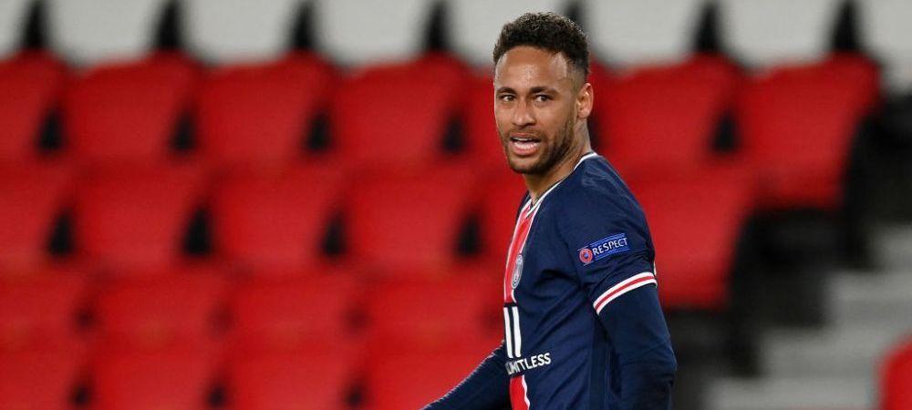 Gest absolut fabulos facut de Neymar! Cum are grija starul lui PSG de 142 de familii afectate de criza Covid-19