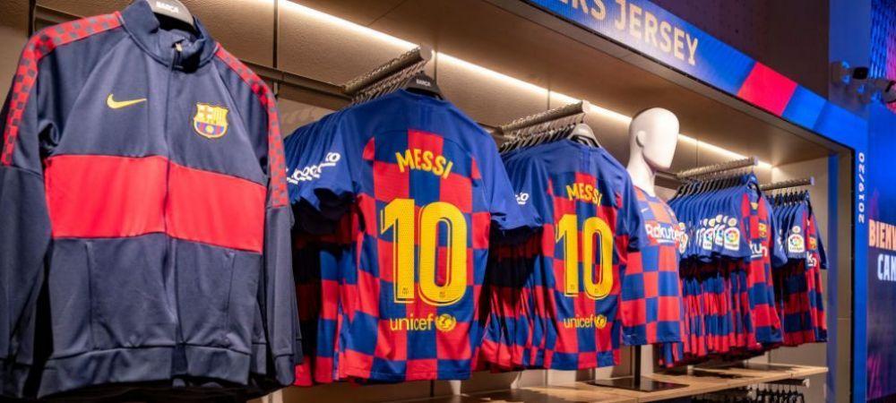 200 de milioane de euro pentru salvarea Barcelonei! Oferta primita de clubul catalan de la o companie uriasa