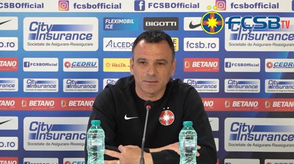 """Sper ca jucatorii sa nu resimta infrangerea din Supercupa!"" Petrea, in alerta inaintea meciului cu Botosani: ""Trebuie sa fim atenti!"""