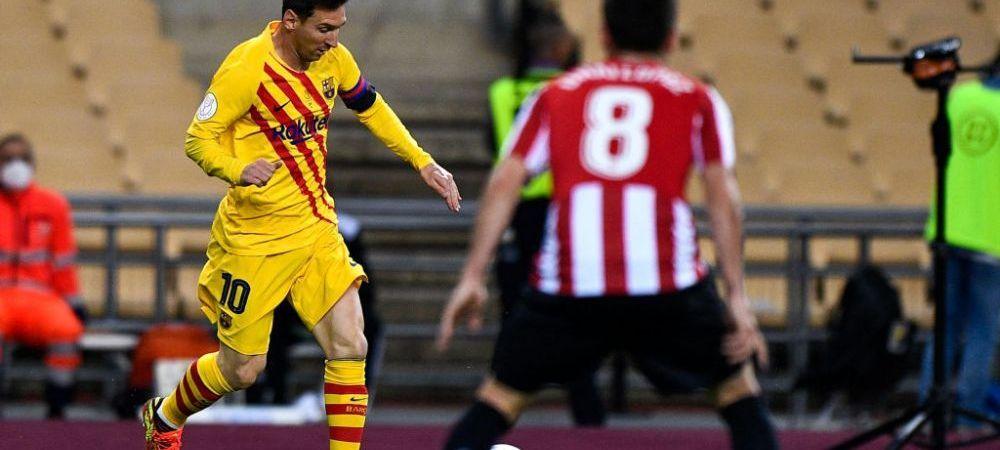 Absolut fa-bu-los! Messi face inconjurul planetei cu golurile astea din finala Cupei Spaniei!Cum a putut sa inscrie