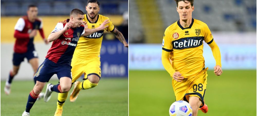 "Man si Marin, spectacol in Serie A: ""A adus echipa la viata! / Si-a aratat calitatile!"" Ce au scris italienii dupa meciul de infarct Cagliari - Parma si ce note au primit"