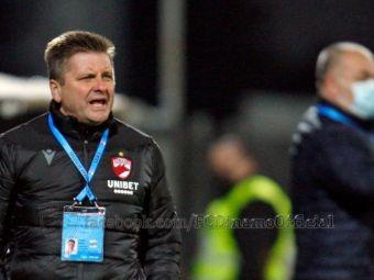 Dinamo incearca sa dea o lovitura pe piata transferurilor! Fundasul dreapta cu peste 100 de meciuri in Olanda dorit de Uhrin