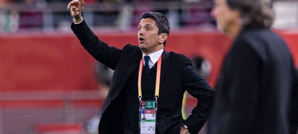 S-a aflat numele echipei din Serie A cu care negociaza Razvan Lucescu! Fostul selectioner ar urma sa inlocuiasca un antrenor de legenda al Italiei