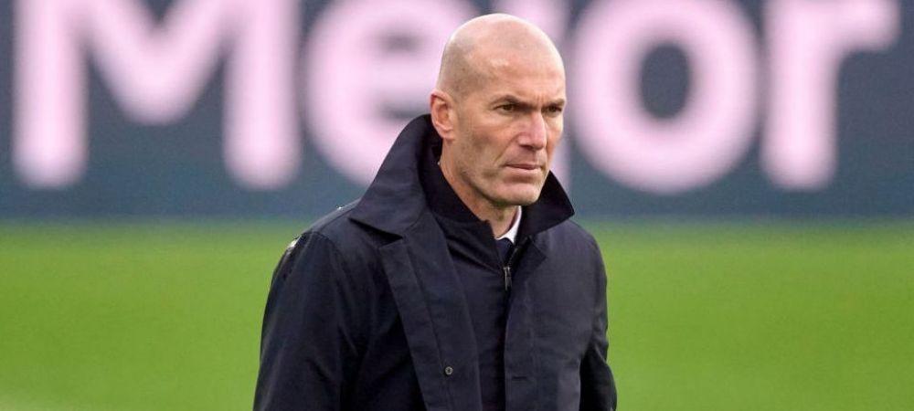 """Zidane a izbucnit la conferinta de presa: """"Nu sunt un dezastru!""""Ce l-a facut pe francez sa isi iasa din minti inaintea meciului cu Getafe"""