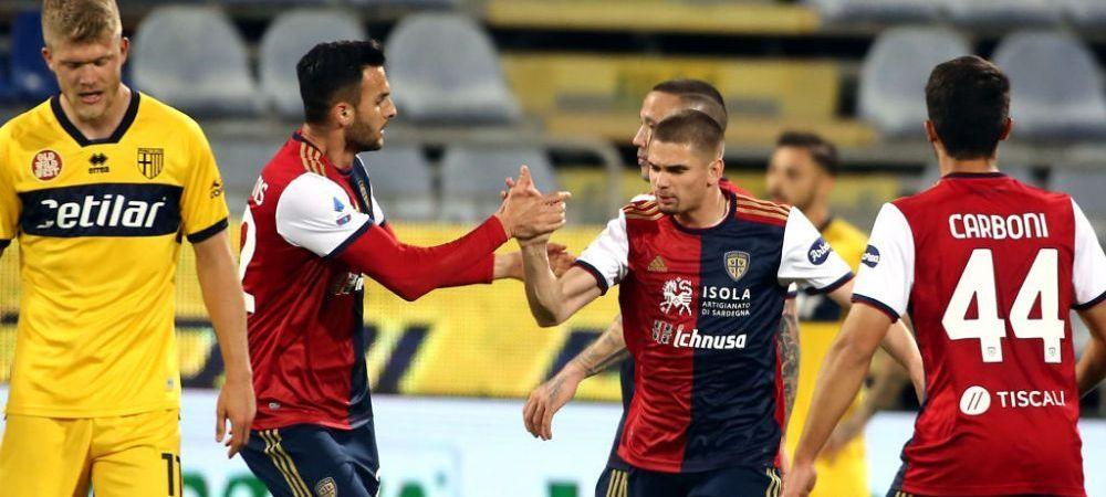 Razvan Marin i-a cucerit pe italieni dupa meciul cu Parma! A fost numit 'jucatorul meciului'! Cum l-au descris