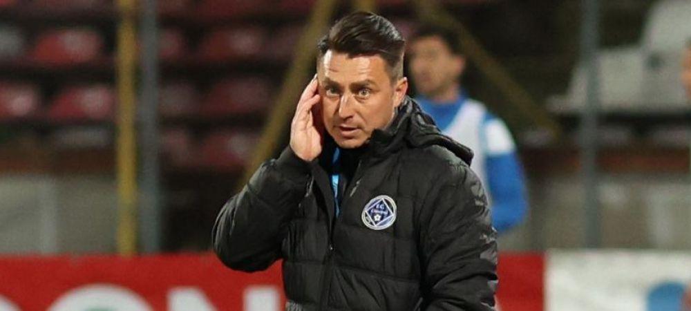"""Alerta pentru starurile lui Clinceni! Poenaru, furios la finalul meciului cu CFR Cluj: """"Nu accept! Daca nu joaca, iau masuri si vad ei!"""""""
