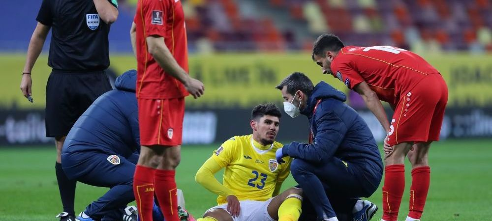 """""""S-a dus sanatos acolo!"""" Reactia lui Petrea cand a fost intrebat de accidentarea controversata a lui Coman la finalul meciului cu Botosani! Ce a spus dupa victoria din playoff"""