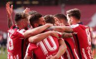 Victorie dramatica! Atletico Madrid castiga cu Real Sociedad, iar Barcelona e out din cursa pentru titlu! Cum arata clasamentul din La Liga