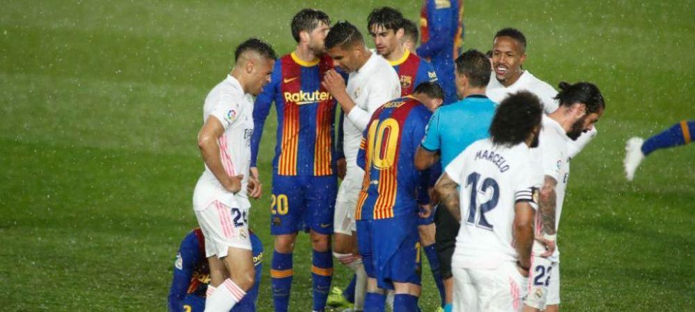 Un club din Spania le-a exclus pe Real, Barca si Atletico din clasamentul de pe site-ul oficial! Cum ar arata lupta la titlu din La Liga daca cei trei giganti vor fi dati afara