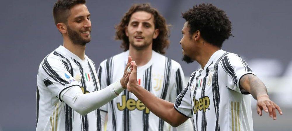 Efectul Superliga! Actiunile la bursa ale lui Juventus au crescut la scurt timp dupa anuntul de duminica!