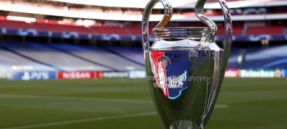 Asa va arata Champions League! Dispar grupele, sistem de calificare unic pentru optimile de finala. Totul e acum oficial