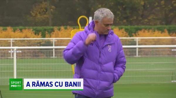 Cati bani va incasa Mourinho dupa ce a fost dat afara de la Tottenham! Portughezul a strans o avere doar din demiteri