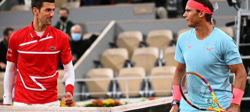 """Replica lui Novak Djokovic, dupa ce Rafael Nadal a spus ca este obsedat sa castige mai multe Grand Slam-uri: """"Nu stiu cum gandeste Rafa, are dreptul la opinie."""""""
