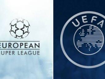 Reguli imprumutate din sporturile americane pentru Super Liga Europei! Cat va fi plafonul salarial pentru echipe si ce vor fi obligati arbitrii sa poarte