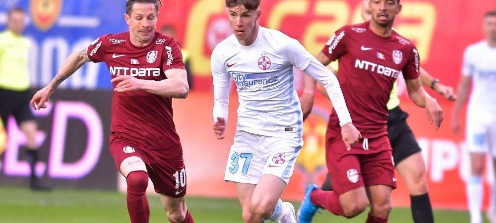 Patru meciuri in ziua de Pasti in playoff si playout! Etapa se incheie cu derby-ul FCSB - CFR Cluj! Cum arata programul