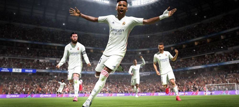 Veste groaznica pentru EA Sports! Cele 12 echipe din Super Liga Europeana pot lipsi din FIFA 22. Cum va arata jocul de anul viitor