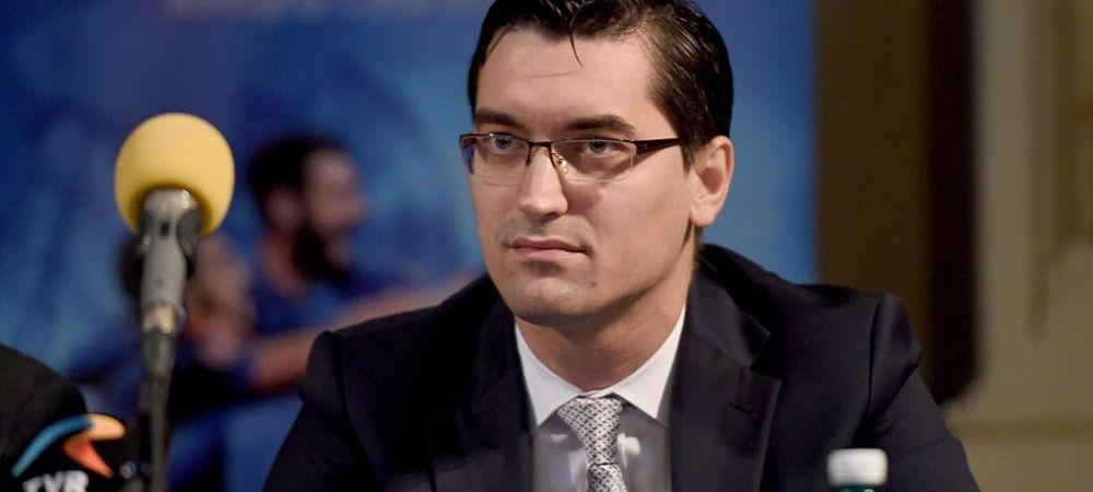 """Prima reactie a lui Razvan Burleanu dupa ce a fost ales in Consiliul FIFA: """"Mi-am dorit sa inspir si alti romani!"""""""