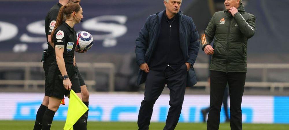 VIDEO | Mourinho si-a luat bagajele si a plecat de la Tottenham! Cu ce a fost vazut plecand de la stadion