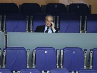 Florentino Perez, in mijlocul unui scandal imens! Ce sanctiune drastica risca Real Madrid dupa desfiintarea Super Ligii