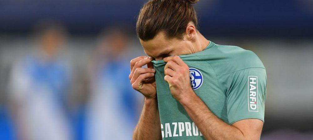 E oficial: Schalke, retrogradata din Bundesliga dupa ultima etapa! Cum arata clasamentul