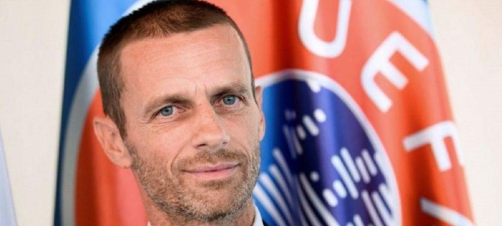 "Cerferin a reactionat dupa ce Super Liga a fost suspendata: ""Ma bucur ca si-au recunoscut greseala!"" Presedintele UEFA anunta schimbari majore in fotbalul european"