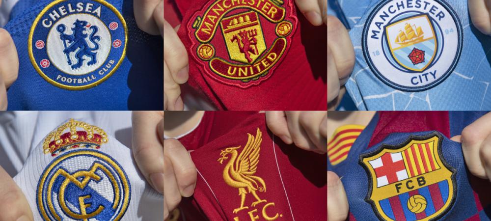 Fabulos! UEFA a platit cluburile din Premier League care s-au retras din Super Liga! Asta este anuntul momentului
