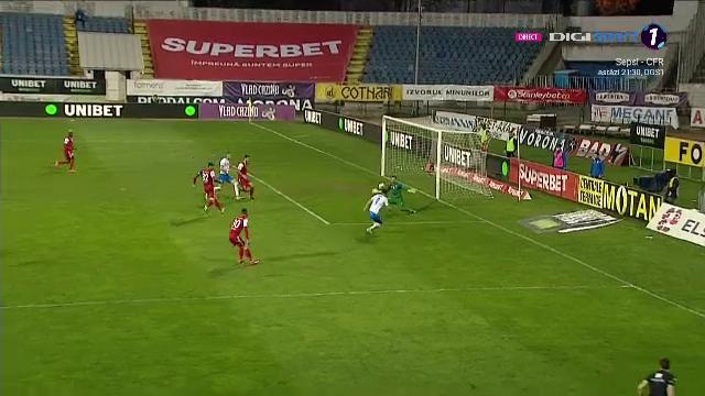 FC Botosani 1-1 Craiova   Ivan a marcat in minutul 80. Craiova, piedica la Botosani. Cum arata acum clasamentul