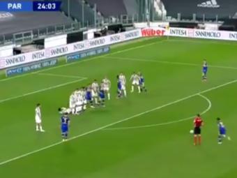 Man si Mihaila vs Cristiano Ronaldo! Nicio sansa pentru romani: Juventus 3-1 Parma. Man si Mihaila, invizibili in atac