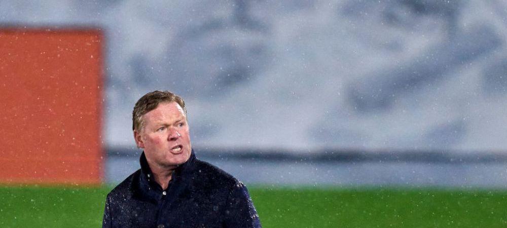 """Koeman, revolta la adresa UEFA: """"Nu fac nimic! Cel mai important lucru pentru ei sunt banii!"""" Ce a spus despre Super Liga"""