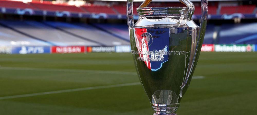 Noi probleme mari pentru UEFA. Champions League se poate schimba imediat dupa revolutia cluburilor