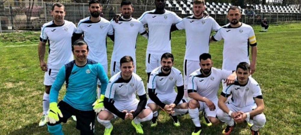 Jucatorul cu meciuri in preliminariile Champions League a ajuns in liga a 4-a din Romania! Atrage toate privirile