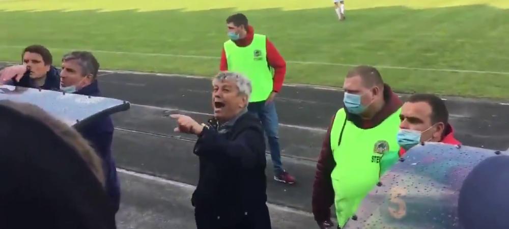 EXCLUSIV   Scene ireale in Ucraina! Lucescu a inceput sa urle la suporterii care-l injurau in timpul meciului