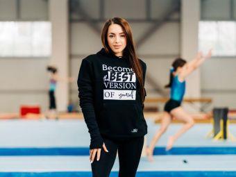 OFICIAL | Larisa Iordache s-a calificat cu a patra notă în finala de la bârnă. Chinezoaicele, în vârf