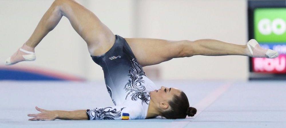 Larisa Iordache merge la Jocurile Olimpice! Gimnasta viseaza la o medalie la Tokyo