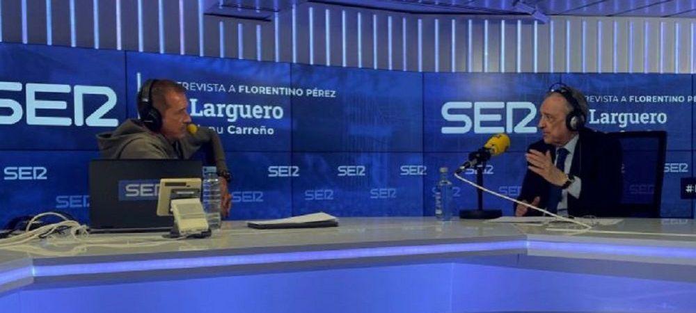"""""""Super Liga e in standby!"""" Anunt bomba al lui Perez dupa retragerea mai multor cluburi din proiect! Ce spune despre UEFA"""